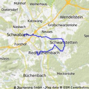 Von S-Bahnhof zu S-Bahnhof