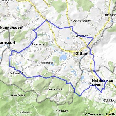 Around Zittau