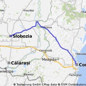 Slobozia - Constanța