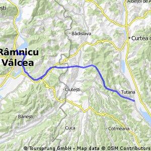 CF neterminata Ramnicu Valcea - Pitesti