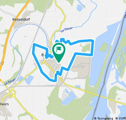 IVV 2013 Beinheim 10 km