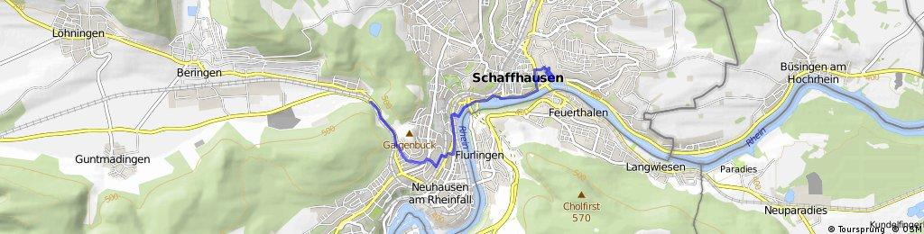 Schaffhausen Munot