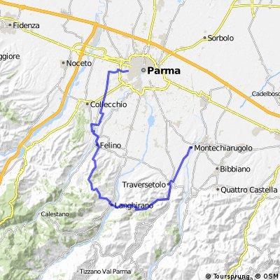 Valera Montechiarugolo via Langhirano