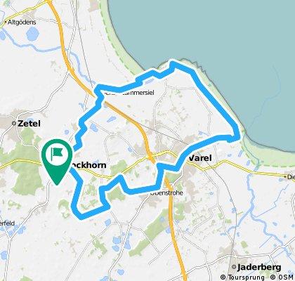 Naturerlebnis-Südliches-Friesland - Geesttour