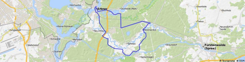 Erkner-Kirchhofe-Spreetal-Erkner