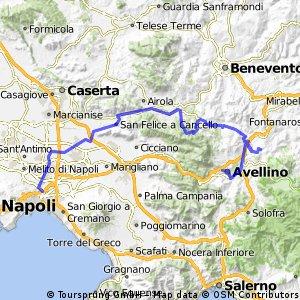 Naples - Avellino
