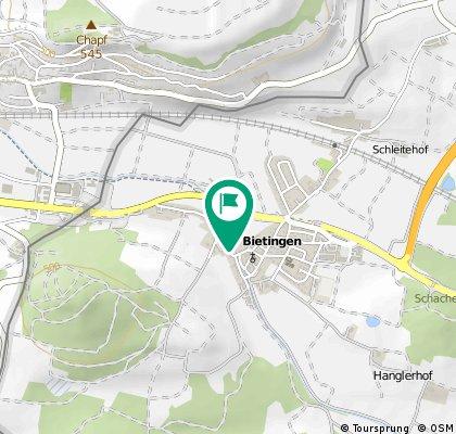 Hemmishof bis Geisingen Triathlon