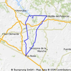 Ruta 8 Noviembre Tierrallana