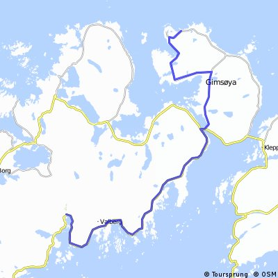 Norway Day 14: Brustranda Camping - Lov