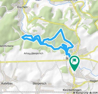 IVV Wanderung Steinfort 15.09.2013.