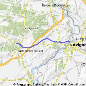 Avignon-Remoulins