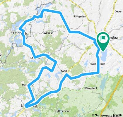 Prenzlauer Hügelmarathon - Fitnesstour