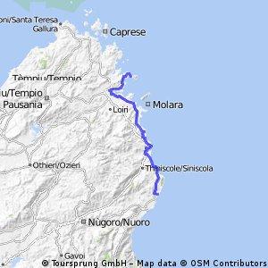 Sardinien 09-01 (Olbia - Cala Ginepru)