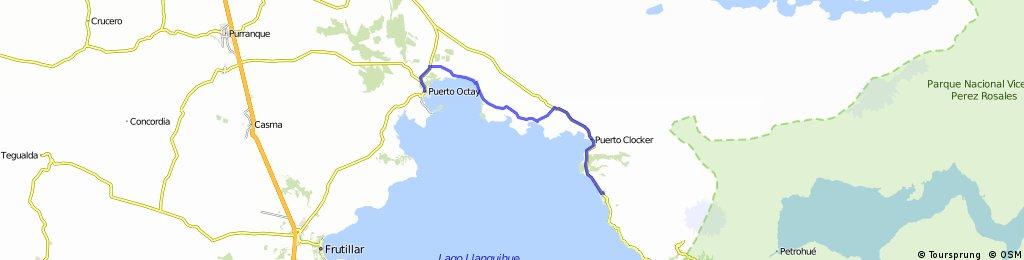 Las Cascadas- Puerto Octay