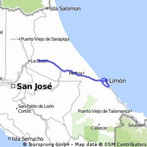 Etapa 7: Limón - Guápiles / Vuelta a Costa Rica 2015