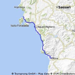 Sardinien 09-11 (Bosa - Porticciolo)