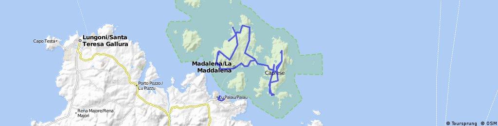 Sardinien 14-01 (La Maddalena/Caprese)