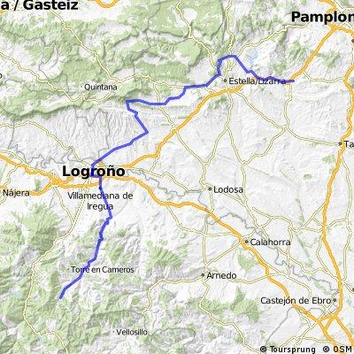 Fuentes del Vino - Stage 2