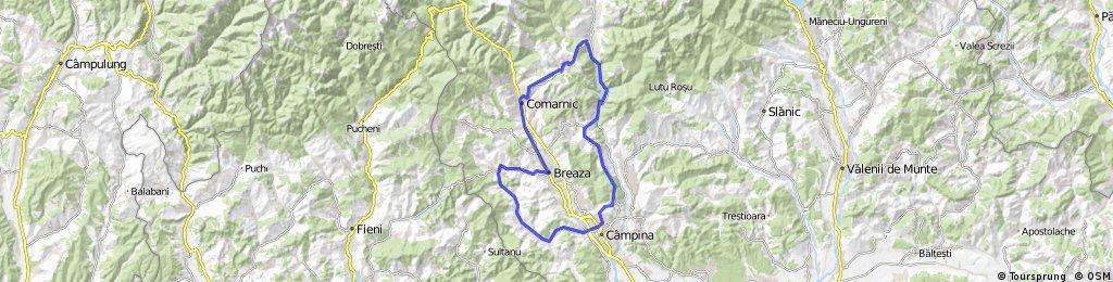 Campina, Provita, Comarnic, Secaria, Paltinu, Sotrile