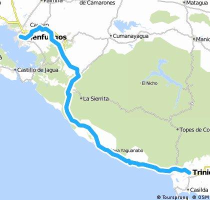 Cienfuegos - Trinidad
