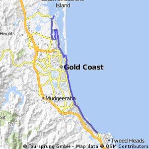 20151124_Gold Coast AP to Paradise Point