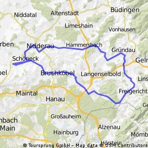 Herbst RTF Niederdorffelden ca.