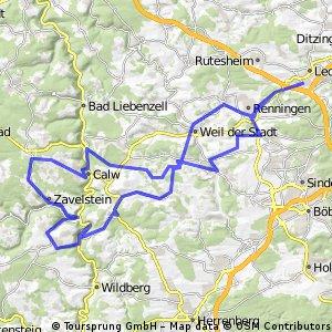 Schwarzwaldrunde