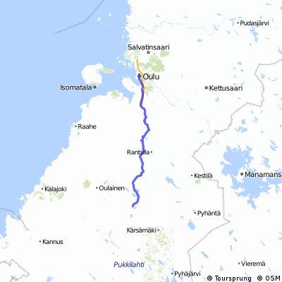 1.28. Oulu - Haapavesi