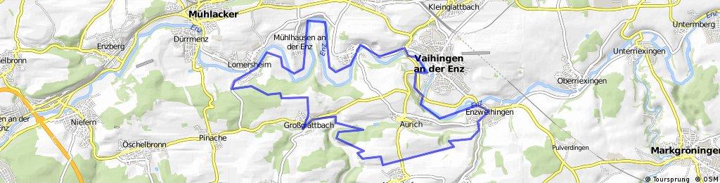 Glabich-Lomersheim-Vaihingen-Riet