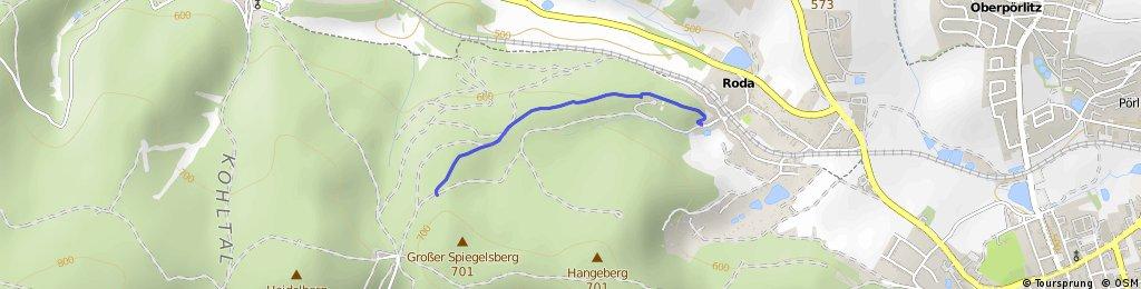 Trail: Pumptrail Schöffenhaus Roda