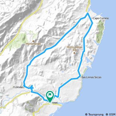Sardinien: Orosei - Prolog