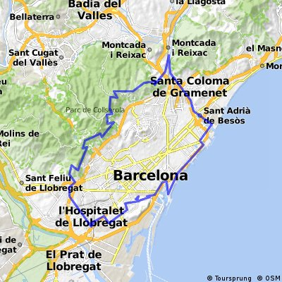 Circular Barcelona