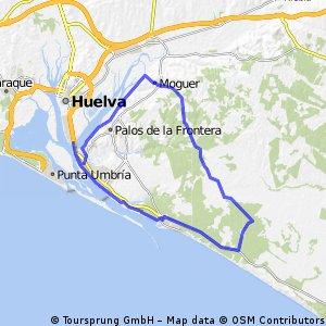 Huelva Moguer Mazagon