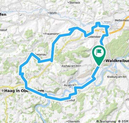 WLDKRAIBURG-AMPFING-OBERORNAU-REICHERTSHEIM