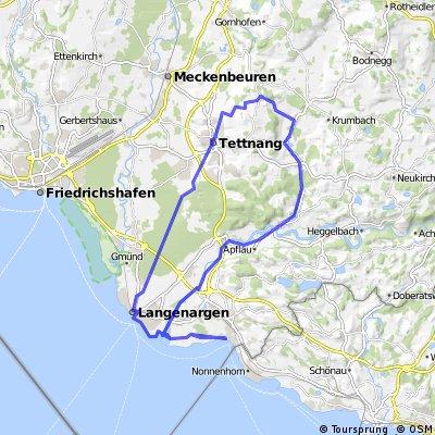 Kressbronn - Hopfenmuseum - Tettnang - Kressbronn