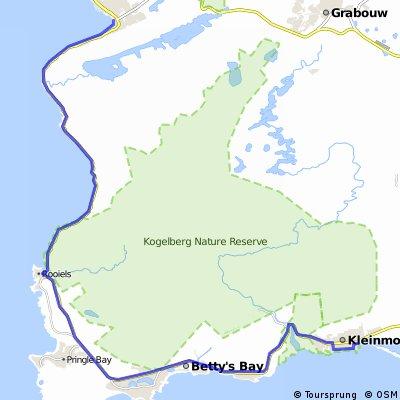 1_RGR A+B Kleinmond-Gordons Bay