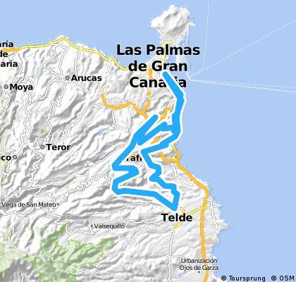 Las Palmas runden