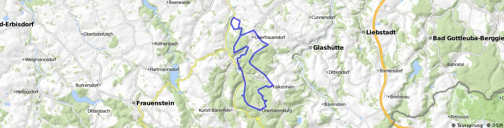Ulbe Rundum 32km