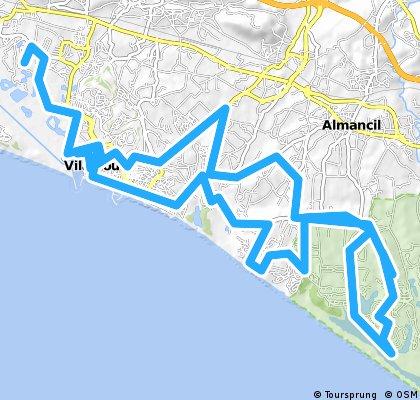 Vilamoura 52km