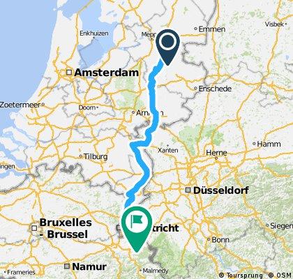naar Limburg(auto).gpx