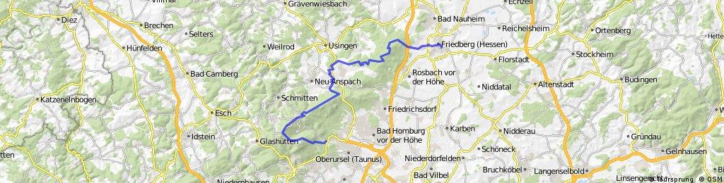 Hohemark-Feldberg-Friedberg ST