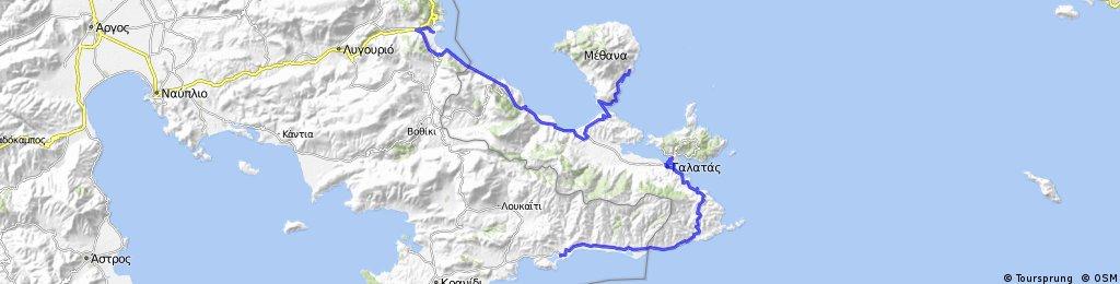 Peloponnes 12-05 (Archaia Epidauros - Poros - Thermisia)