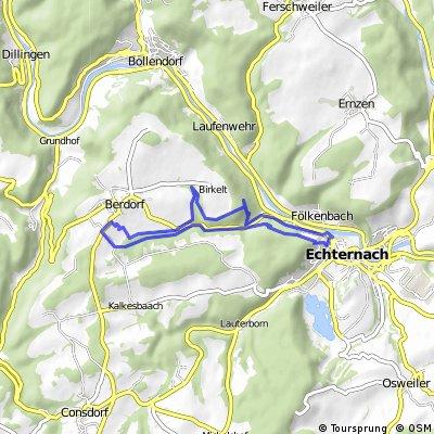 Berdorf - Echternach - Berdorf