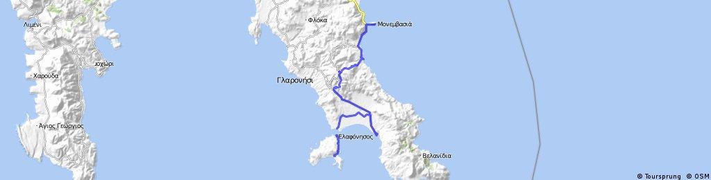 Peloponnes 12-09 (Monemvasia - Elafonisos)