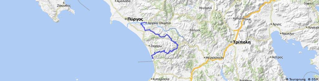 Peloponnes 12-16 (Camping Apollo Village - Olympia)