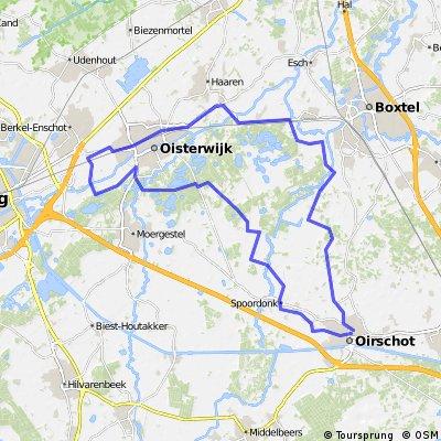 13-11-2015  (vr) Rondje om Oisterwijk