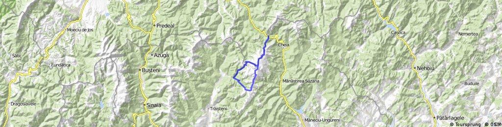 ![TO DO] Muntii Grohotis II: Pasul Bratocea-Bobul Mic-Grohotis-Ulita-Muntele Vaii Negre