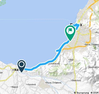 Peloponnes 12-19 (Camping Kato Alissos - Patras)