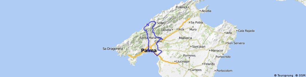 Mallorca Tour 1
