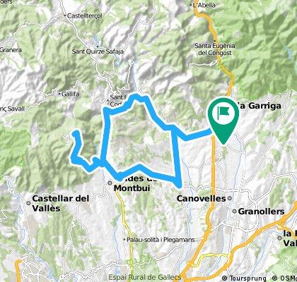 La Garriga - El Farrell - La Garriga